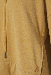 Sweaty Betty - HARMONISE LUXE - Sweatshirt - camel brown - 2
