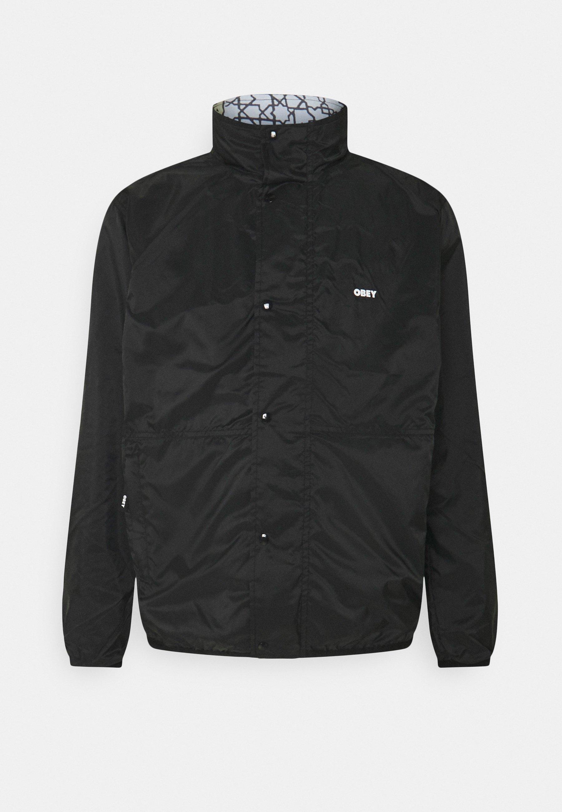 Men PATCHWORK REVERSIBLE JACKET - Summer jacket