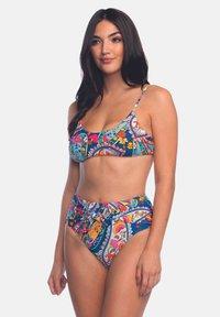 Trina Turk - Bikini top - dark teal - 1