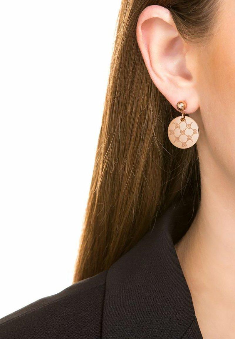 JOOP! Accessories - MIT KORNBLUMENDESIGN - Earrings - silber
