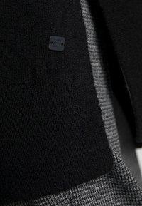 Marc O'Polo DENIM - CARDIGAN LONG SLEEVE - Cardigan - black - 4