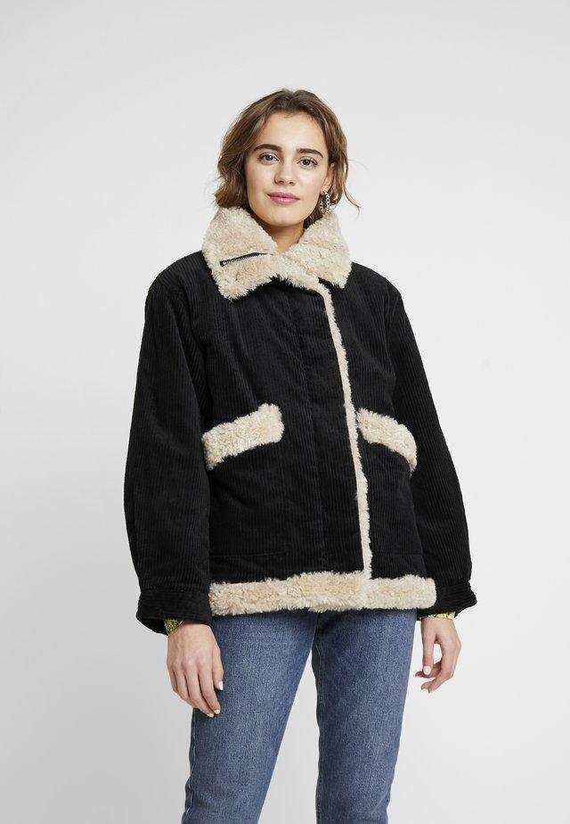 ROO UPDATE - Zimní bunda - black