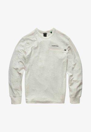 ASTRO TWEETER - Long sleeved top - whitebait htr