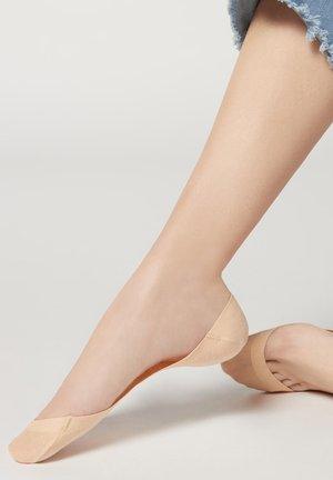 Trainer socks - nude