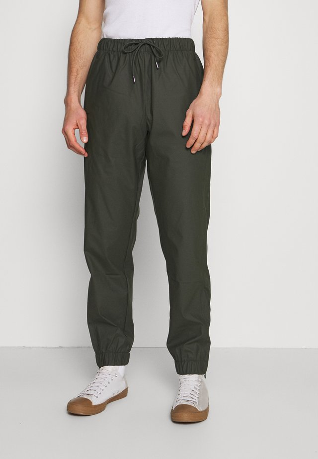 PANTS - Trousers - green