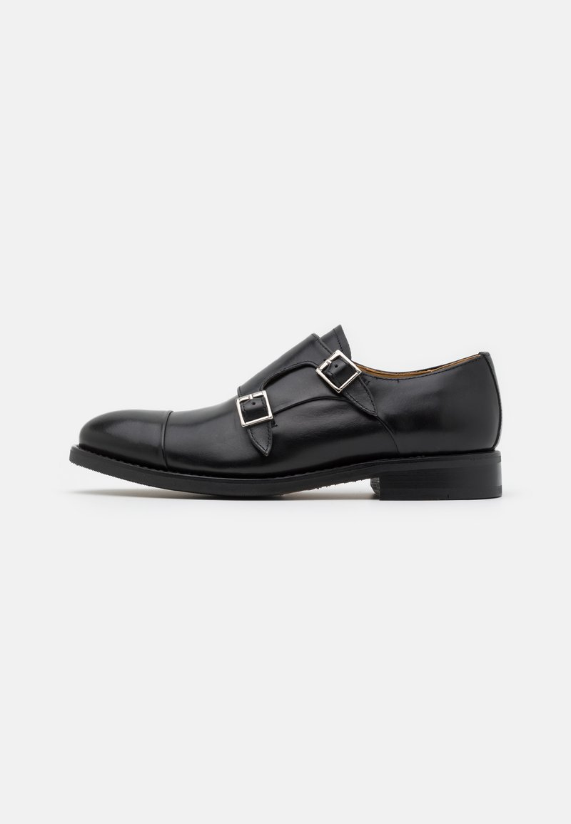 Cordwainer - CLYDE - Slip-ons - black