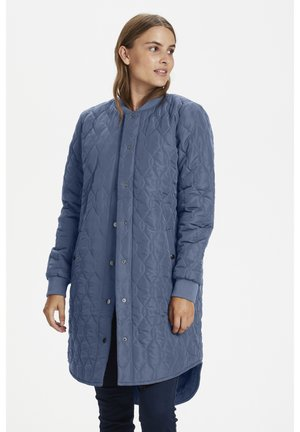 SHALLY QUILTED - Winter coat - quiet harbor