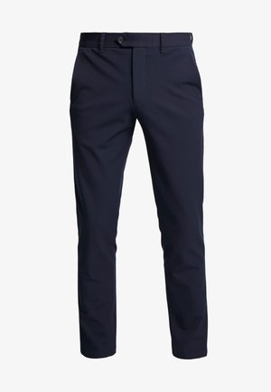 SLHSLIM-CARLO FLEX PANTS - Trousers - navy blazer