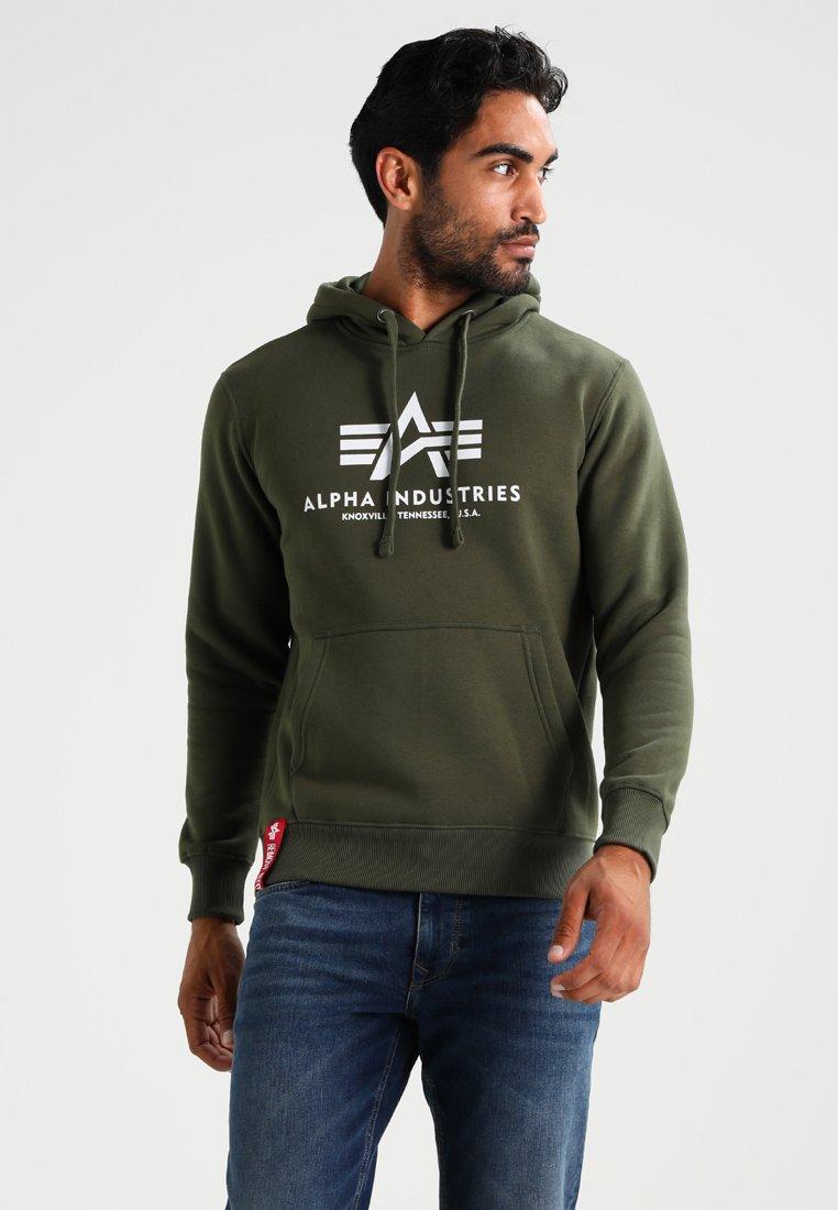Hombre BASIC HOODY - Jersey con capucha