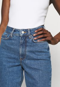 Zign - Mom Fit jeans - Straight leg jeans - blue denim - 3
