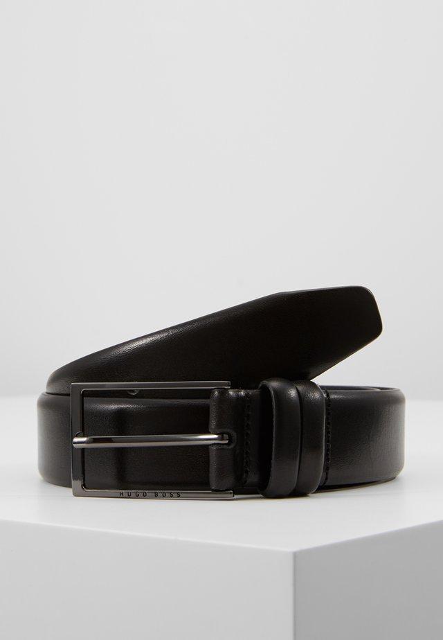 CARMELLO - Gürtel business - black
