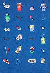 Puma - DOWNTOWN GRAPHIC TEE - Print T-shirt - star sapphire - 2