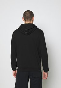 KARL LAGERFELD - HOODY JACKET - Zip-up hoodie - black - 2