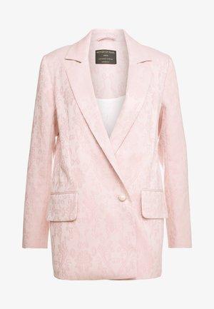 TAILORED JACKET - Sportovní sako - pink