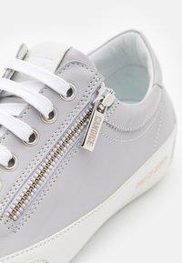 Candice Cooper - DELUXE ZIP - Tenisky - opal grey/bianco - 6