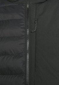 Haglöfs - DALA MIMIC HOOD MEN - Winter jacket - true black - 2