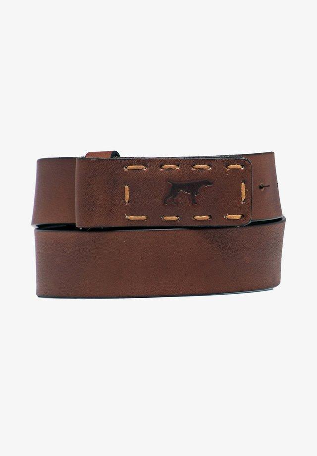 Belt - brun
