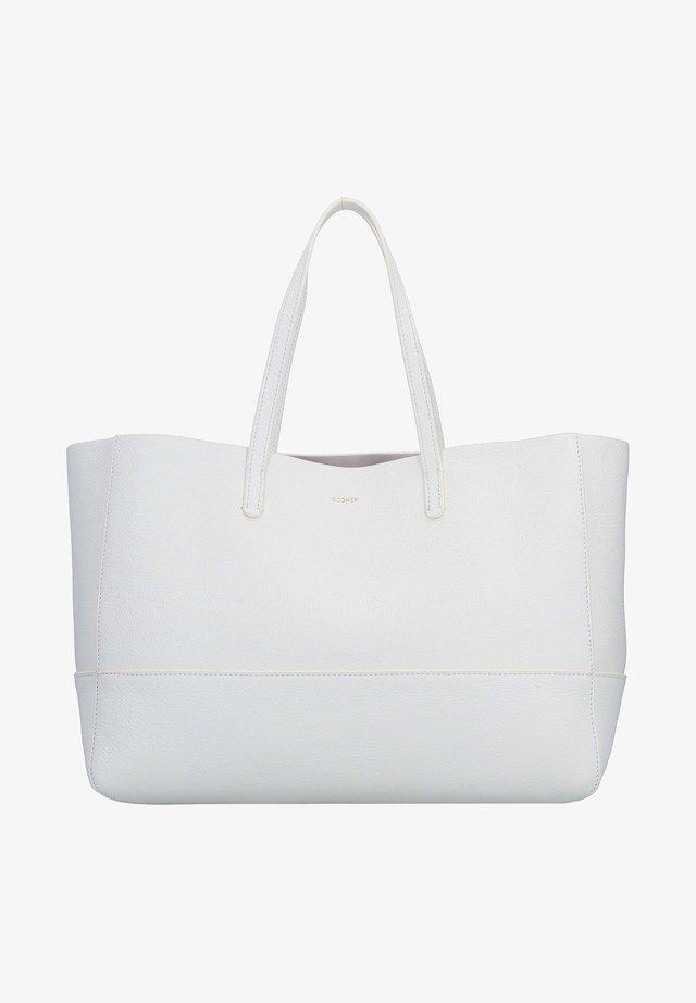 GSTAAD KIM - Shopping bag - white