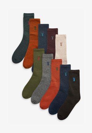 10 PACK - Socks - multi-coloured