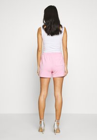 Marc O'Polo - ATTACHED POCKETS - Shorts - sunlit coral - 2