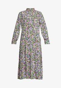 TOM TAILOR - Day dress - multi-coloured/white - 5