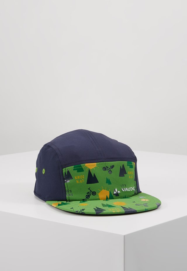 KIDS TAMMAR BASEBALL CAP - Lue - parrot green