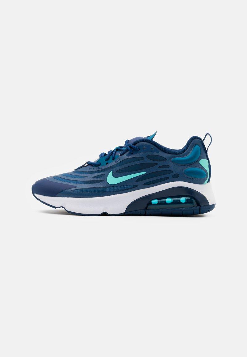 Nike Sportswear - AIR MAX EXOSENSE UNISEX - Zapatillas - mystic navy/bleached turquoise/coastal blue/green abyss/white/leche blue