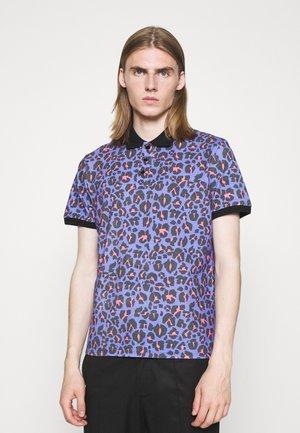Polo shirt - purple variant