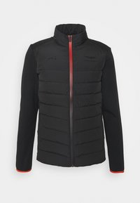 Hackett Aston Martin Racing - AMR FRONT QUILT - Down jacket - black - 5