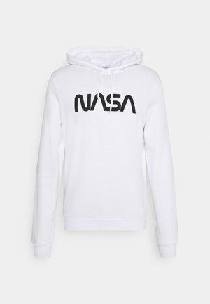NASA - Luvtröja - white