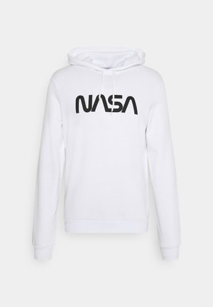 NASA - Hoodie - white