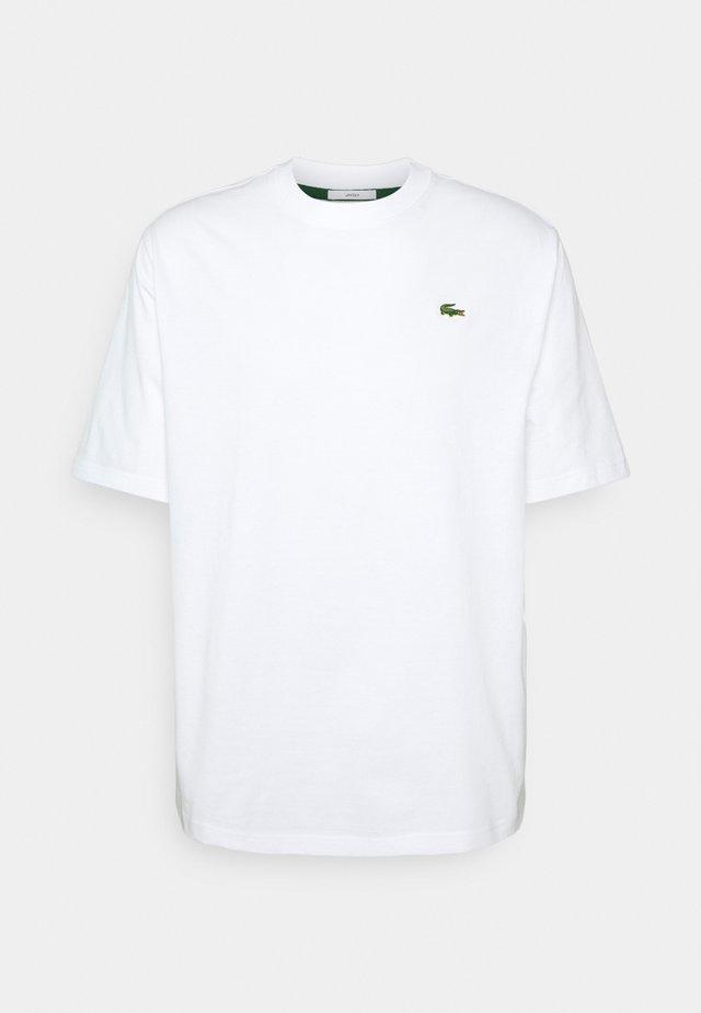 UNISEX - T-paita - white