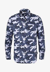 CODE | ZERO - Shirt - mottled grey - 0