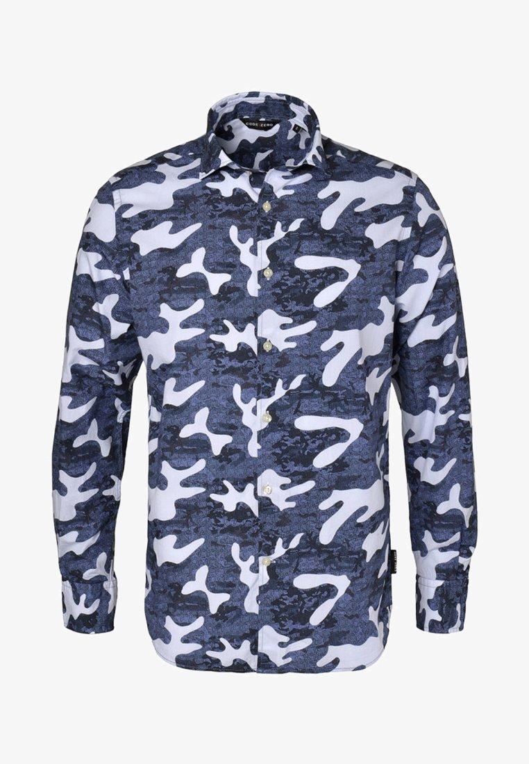 CODE | ZERO - Shirt - mottled grey