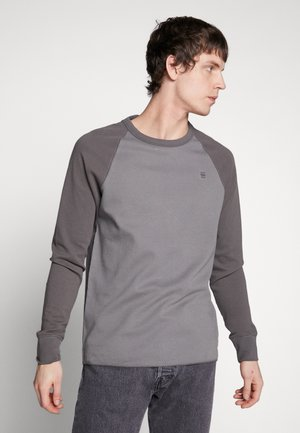 JIRGI - Camiseta de manga larga - metal grey
