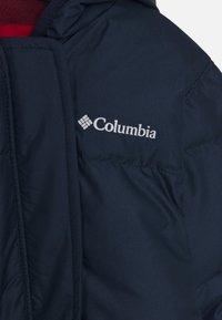 Columbia - SNUGGLY BUNNY BUNTING - Lyžařská kombinéza - collegiate navy - 3