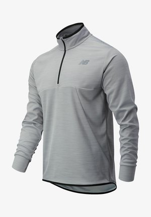 Long sleeved top - athleticgrey
