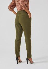 Aaiko - LYATT WO 577 - Trousers - dark olive - 2