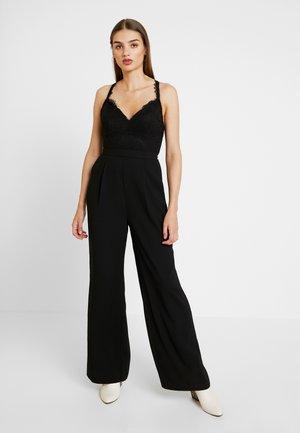 EVA BODICE - Jumpsuit - black