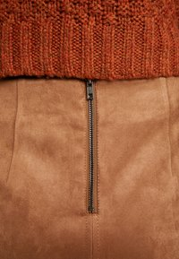comma - Mini skirt - camel - 5