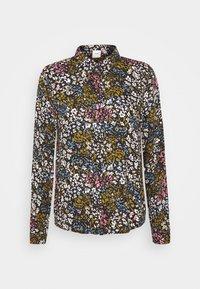 ICHI PETITE - IHBETTA - Button-down blouse - riviera - 0