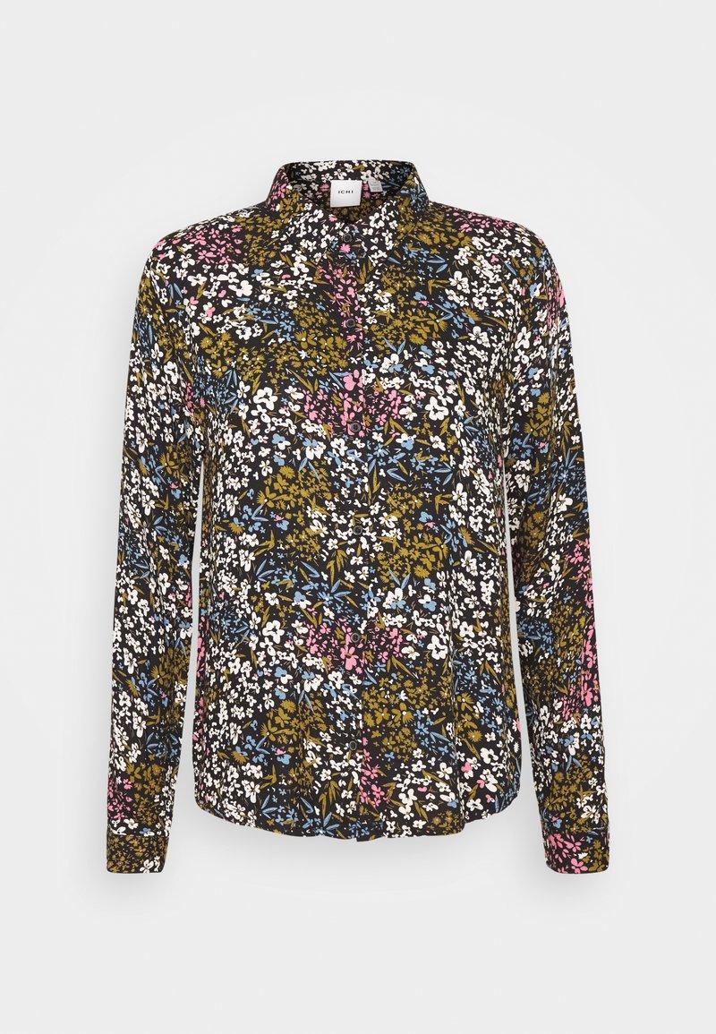 ICHI PETITE - IHBETTA - Button-down blouse - riviera