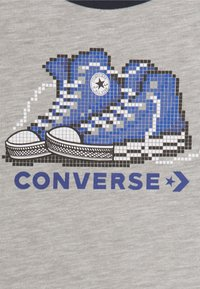 Converse - SET - Pantaloni sportivi - dark grey heather - 3