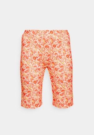 VICOSMO FESTIVAL BIKER - Shorts - peach blush/pink