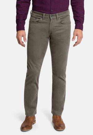 ERIC - Straight leg jeans - olive night