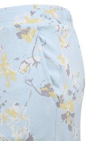 Schiesser - SCHIESSER JERSEYHOSE KURZ - Pyjama bottoms - blau 33 - 4