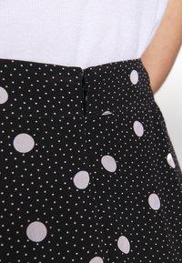 The Kooples - JUPE - A-line skirt - black - 6