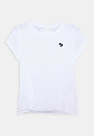 TWIST - T-shirt basique - white