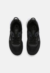 Nike Sportswear - RT LIVE UNISEX - Trainers - black/white/dark smoke grey - 3
