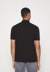 HUGO - DERESO - Koszulka polo - black - 2